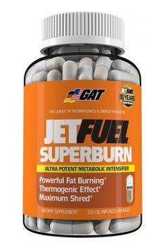 JetFuel Superburn 120 kapsułek