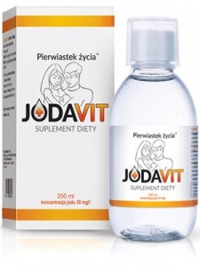 JODAVIT, płyn, 250 ml