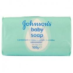 Johnson's baby soap mydło z proteinami z mleka, 100 g
