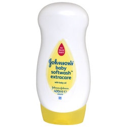 Johnson's baby Softwash Extract, 400 ml