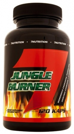 7 NUTRITION - Jungle Burner