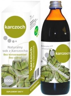 Sok z Karczocha 500 ml