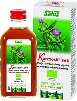 SALUS  Karczoch sok EKO 200ml