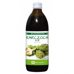 Karczoch, sok, (Alter Medica), 500 ml
