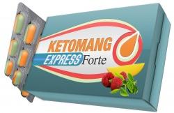 Ketomang, 60 kapsułek