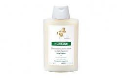 Klorane, szampon na bazie mleczka z owsa, 200 ml