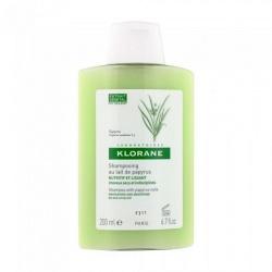 Klorane, szampon, na bazie mleczka z papirusa, 200 ml