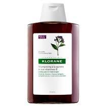 Klorane, szampon na bazie wyciągu z chininy, 200 ml