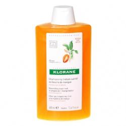Klorane, szampon na bazie wyciągu z mango, 200 ml