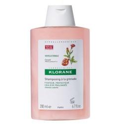 Klorane, szampon na bazie wyciągu z piwonii, 200 ml