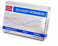 BIOMED-PHARMA  Kolagen Norweski, 60 kapsułek