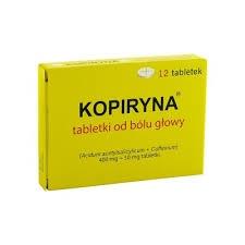 Kopiryna, tabletki, 12 szt