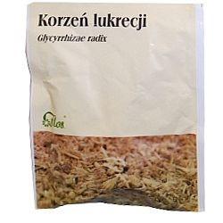 Korzeń lukrecji, zioło pojedyncze, 50 g