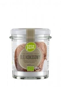 COCO FARM  Kosmetyczny olej kokosowy, 190 g