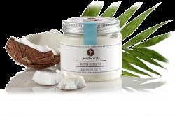 Kremowa pianka do ciała z masłem kakaowym i kokosowym