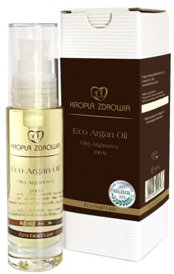 Kropla Zdrowia Eco Argan Oil olejek arganowy