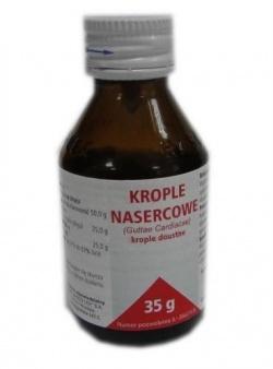 KROPLE NASERCOWE, krople, 35 g