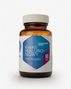 Kwas hialuronowy niskocząsteczkowy