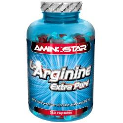 AMINOSTAR - L-Arginine - 360caps