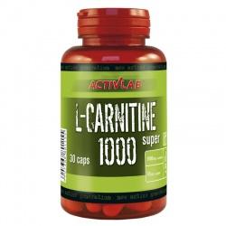 ACTIVLAB - L-Carnitine 1000 - 30 kaps