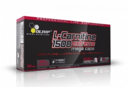OLIMP - L-CARNITINE 1500mg EXTREME - 60kaps