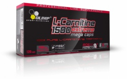 OLIMP - L-CARNITINE 1500mg EXTREME - 30kaps