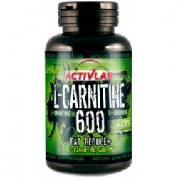 ACTIVLAB - L-Carnitine 600 - 60 kaps