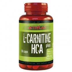 ACTIVLAB - L-Carnitine HCA PLUS - 50 kaps
