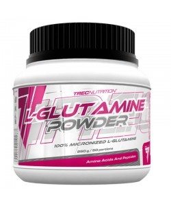 TREC - L-Glutamine Powder - 250g