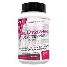 TREC - L-Glutamine Xtreme 400 kaps