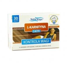 L-Karnityna 3 Activ Naturkaps