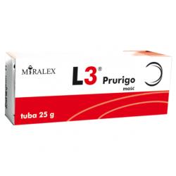 L3 PRURIGO, maść z aplikatorem, 25g
