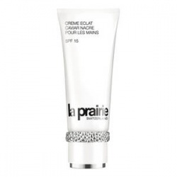 La Prairie White Caviar Illumination Systeme Hand Cream SPF 15, 100ml