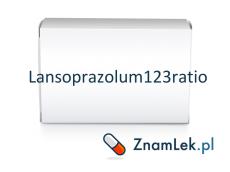 Lansoprazolum123ratio