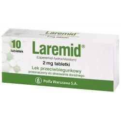 Laremid, 2 mg, tabletki, 10 szt