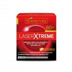 Laser Xtreme Liftingująco – odmładzający krem koncentrat na dzień 60+, krem, 50 ml
