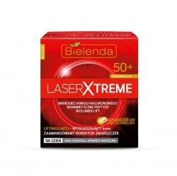 Laser Xtreme Liftingująco – wygładzający krem na dzień 50+, krem, 50 ml