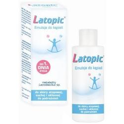 Latopic, emulsja do kąpieli, 200 ml