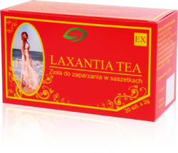 Laxantia Tea, fix, 2 g