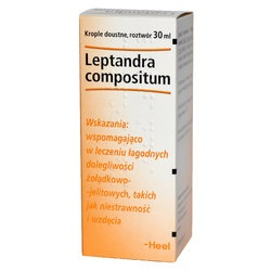 Heel-Leptandra compositum, krople, 30 ml