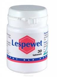 Lespewet, 30 tabletek