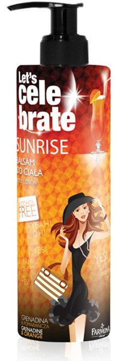 Let's Celebrate Sunrise, 400 ml