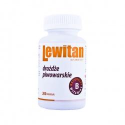 LEWITAN - 200 tabletek