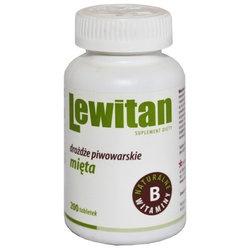 Lewitan MP, tabletki z miętą, 100 g