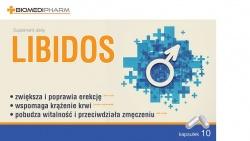 Libidos, 10 kapsułek