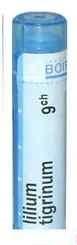 Boiron Lilium tigrinum, 9CH, granulki, 4 g