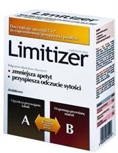 Limitizer, proszek do posypywania posiłków, 14 saszetek