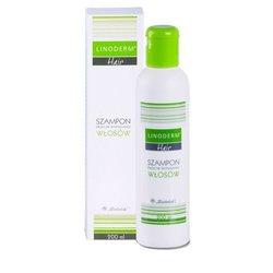 Linoderm Hair, szampon przeciw wypadaniu włosów, 200 ml