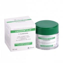 Linoderm Plus, maść z alantoiną, 50 ml