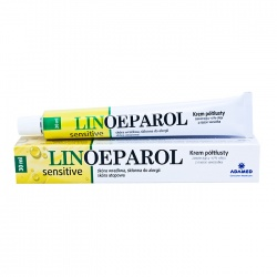 Linoeparol sensitive maść, 30 ml